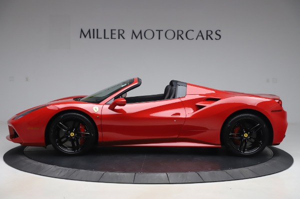 Used 2017 Ferrari 488 Spider for sale $273,900 at Alfa Romeo of Westport in Westport CT 06880 3