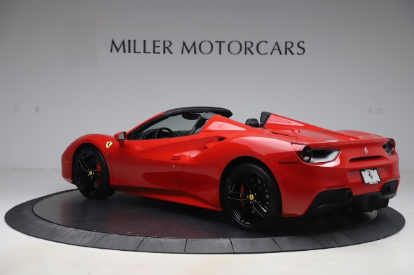 Used 2017 Ferrari 488 Spider for sale $273,900 at Alfa Romeo of Westport in Westport CT 06880 4