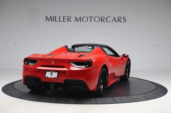 Used 2017 Ferrari 488 Spider for sale $273,900 at Alfa Romeo of Westport in Westport CT 06880 7