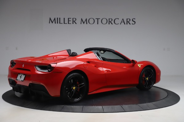 Used 2017 Ferrari 488 Spider for sale $273,900 at Alfa Romeo of Westport in Westport CT 06880 8