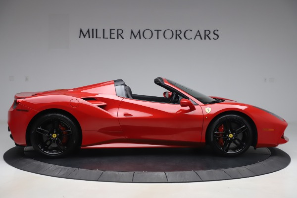 Used 2017 Ferrari 488 Spider for sale $273,900 at Alfa Romeo of Westport in Westport CT 06880 9