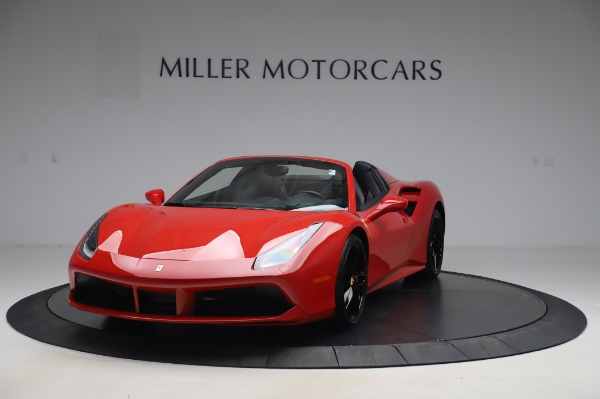 Used 2017 Ferrari 488 Spider for sale $273,900 at Alfa Romeo of Westport in Westport CT 06880 1