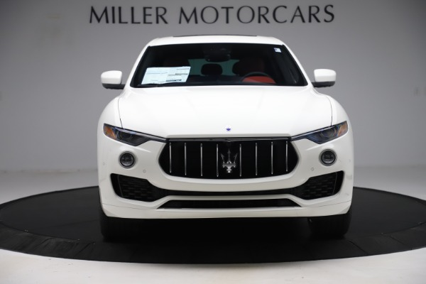 New 2019 Maserati Levante Q4 for sale Sold at Alfa Romeo of Westport in Westport CT 06880 12