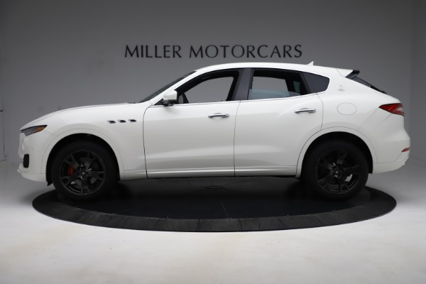 New 2019 Maserati Levante Q4 for sale Sold at Alfa Romeo of Westport in Westport CT 06880 3