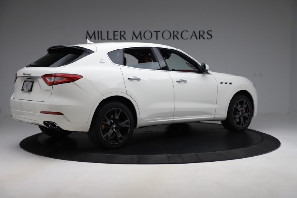 New 2019 Maserati Levante Q4 for sale Sold at Alfa Romeo of Westport in Westport CT 06880 8