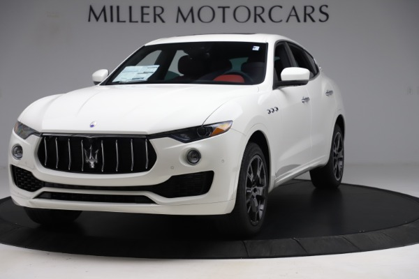 New 2019 Maserati Levante Q4 for sale Sold at Alfa Romeo of Westport in Westport CT 06880 1
