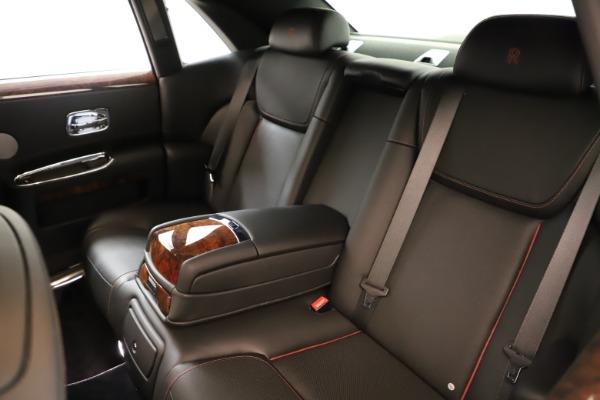 Used 2016 Rolls-Royce Ghost for sale Sold at Alfa Romeo of Westport in Westport CT 06880 19