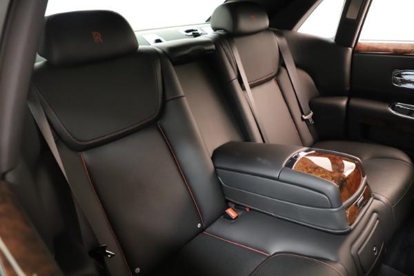 Used 2016 Rolls-Royce Ghost for sale Sold at Alfa Romeo of Westport in Westport CT 06880 20