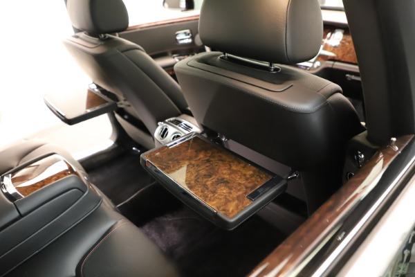 Used 2016 Rolls-Royce Ghost for sale Sold at Alfa Romeo of Westport in Westport CT 06880 22