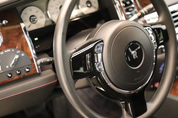 Used 2016 Rolls-Royce Ghost for sale Sold at Alfa Romeo of Westport in Westport CT 06880 25