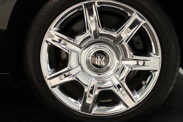Used 2016 Rolls-Royce Ghost for sale Sold at Alfa Romeo of Westport in Westport CT 06880 27