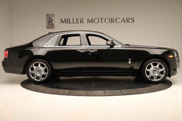 Used 2016 Rolls-Royce Ghost for sale Sold at Alfa Romeo of Westport in Westport CT 06880 9