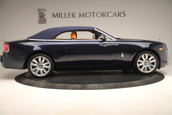 Used 2016 Rolls-Royce Dawn for sale Sold at Alfa Romeo of Westport in Westport CT 06880 14