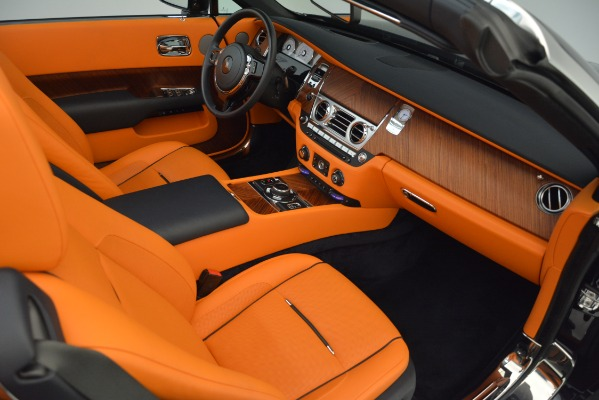 Used 2016 Rolls-Royce Dawn for sale Sold at Alfa Romeo of Westport in Westport CT 06880 24