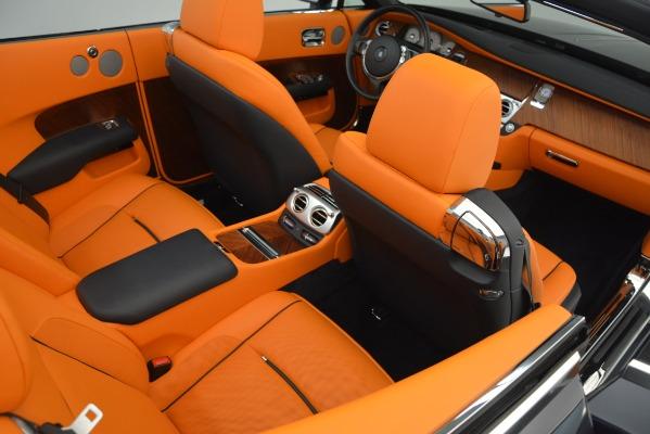 Used 2016 Rolls-Royce Dawn for sale Sold at Alfa Romeo of Westport in Westport CT 06880 25
