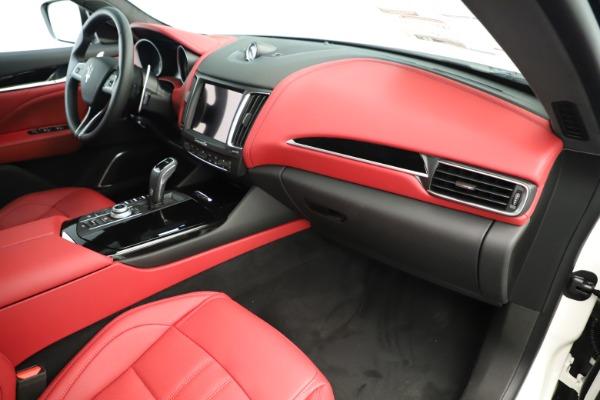 New 2019 Maserati Levante Q4 GranSport Nerissimo for sale Sold at Alfa Romeo of Westport in Westport CT 06880 22