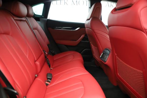 New 2019 Maserati Levante Q4 GranSport Nerissimo for sale Sold at Alfa Romeo of Westport in Westport CT 06880 27