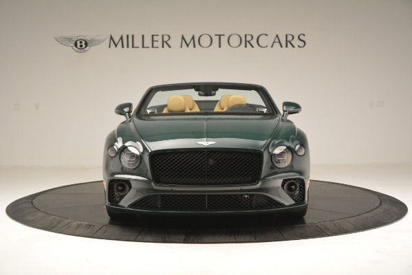 New 2020 Bentley Continental GTC V8 for sale Sold at Alfa Romeo of Westport in Westport CT 06880 12
