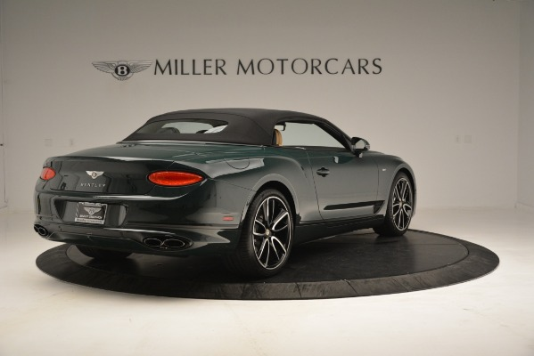 New 2020 Bentley Continental GTC V8 for sale Sold at Alfa Romeo of Westport in Westport CT 06880 17