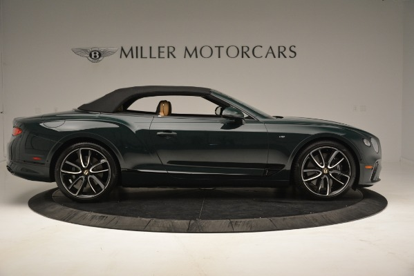 New 2020 Bentley Continental GTC V8 for sale Sold at Alfa Romeo of Westport in Westport CT 06880 18