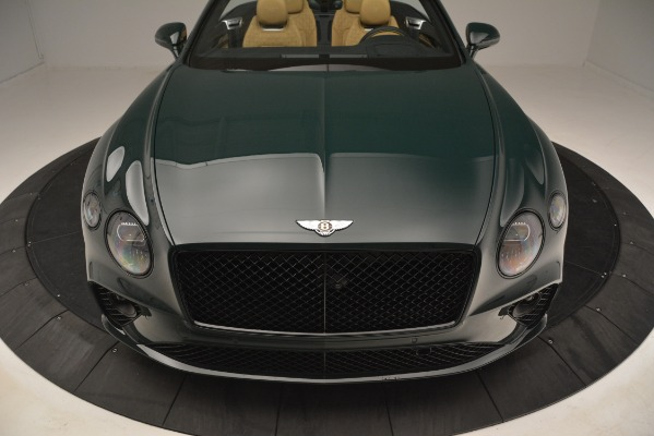 New 2020 Bentley Continental GTC V8 for sale Sold at Alfa Romeo of Westport in Westport CT 06880 21