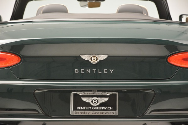 New 2020 Bentley Continental GTC V8 for sale Sold at Alfa Romeo of Westport in Westport CT 06880 26