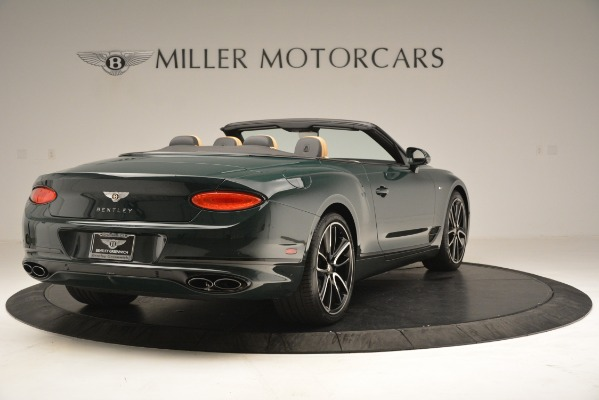 New 2020 Bentley Continental GTC V8 for sale Sold at Alfa Romeo of Westport in Westport CT 06880 7