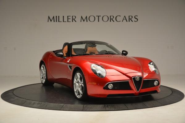Used 2009 Alfa Romeo 8c Spider for sale Sold at Alfa Romeo of Westport in Westport CT 06880 12