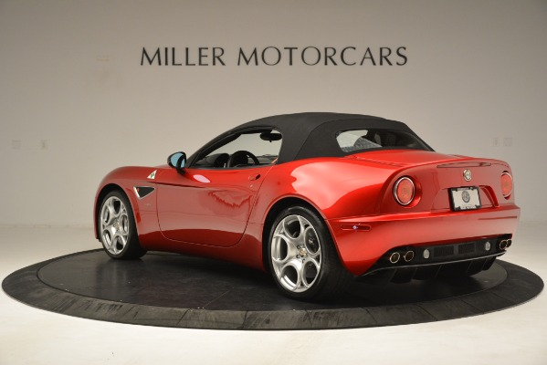 Used 2009 Alfa Romeo 8c Spider for sale Sold at Alfa Romeo of Westport in Westport CT 06880 15