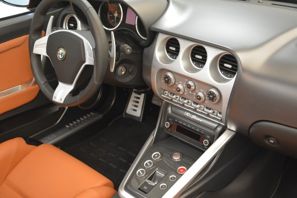 Used 2009 Alfa Romeo 8c Spider for sale Sold at Alfa Romeo of Westport in Westport CT 06880 23