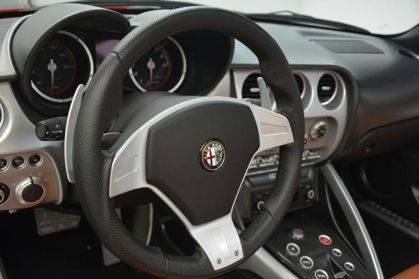 Used 2009 Alfa Romeo 8c Spider for sale Sold at Alfa Romeo of Westport in Westport CT 06880 24
