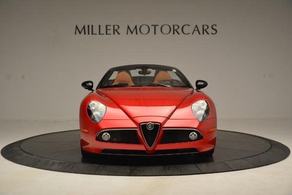 Used 2009 Alfa Romeo 8c Spider for sale Sold at Alfa Romeo of Westport in Westport CT 06880 7