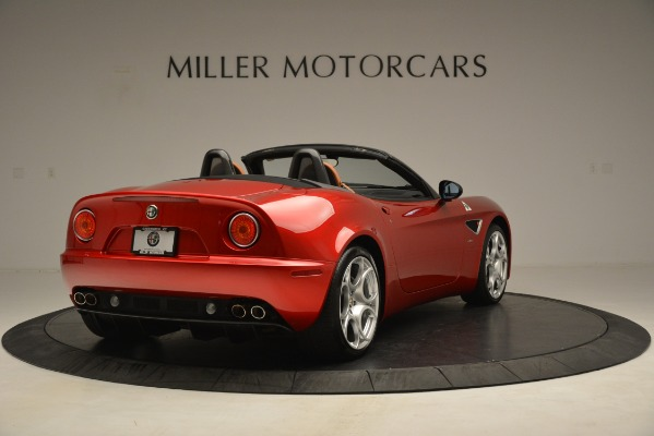 Used 2009 Alfa Romeo 8c Spider for sale Sold at Alfa Romeo of Westport in Westport CT 06880 8