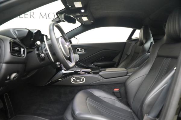 New 2019 Aston Martin Vantage V8 for sale Sold at Alfa Romeo of Westport in Westport CT 06880 13