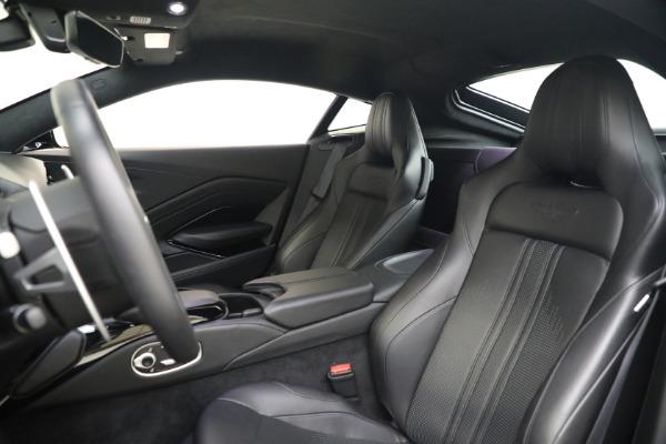 New 2019 Aston Martin Vantage V8 for sale Sold at Alfa Romeo of Westport in Westport CT 06880 14