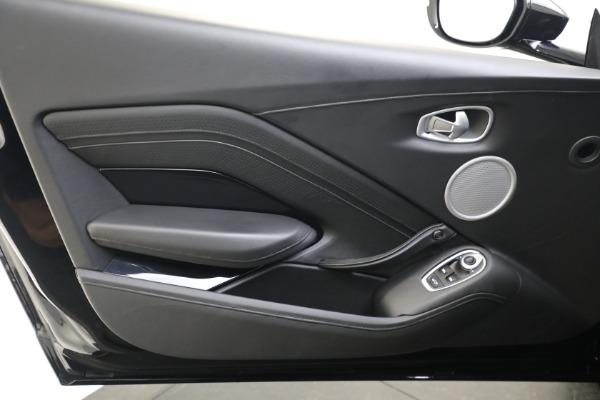 New 2019 Aston Martin Vantage V8 for sale Sold at Alfa Romeo of Westport in Westport CT 06880 15