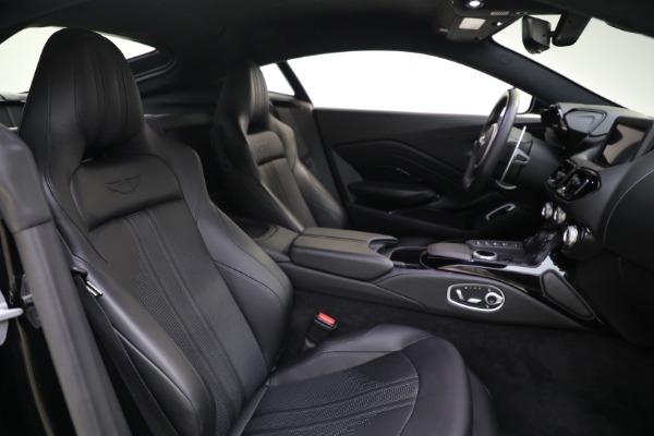 New 2019 Aston Martin Vantage V8 for sale Sold at Alfa Romeo of Westport in Westport CT 06880 17