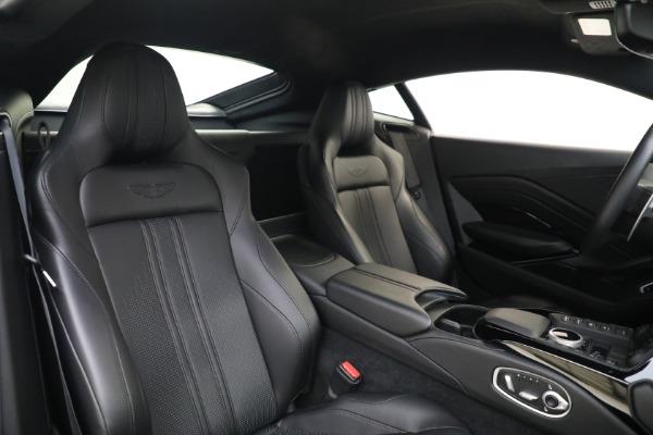 New 2019 Aston Martin Vantage V8 for sale Sold at Alfa Romeo of Westport in Westport CT 06880 18
