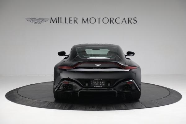 New 2019 Aston Martin Vantage V8 for sale Sold at Alfa Romeo of Westport in Westport CT 06880 5