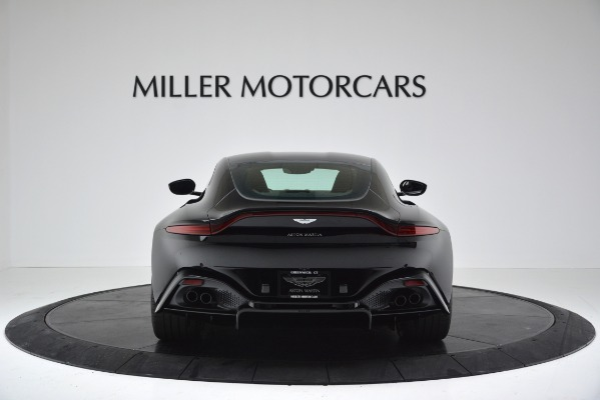 New 2019 Aston Martin Vantage V8 for sale Sold at Alfa Romeo of Westport in Westport CT 06880 6