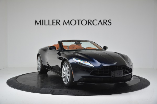 New 2019 Aston Martin DB11 V8 for sale Sold at Alfa Romeo of Westport in Westport CT 06880 11