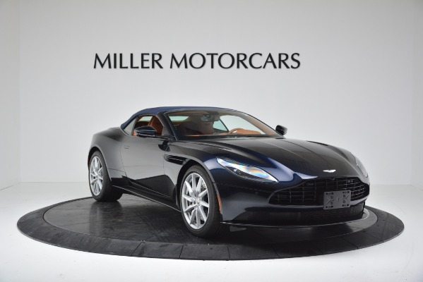 New 2019 Aston Martin DB11 V8 for sale Sold at Alfa Romeo of Westport in Westport CT 06880 18
