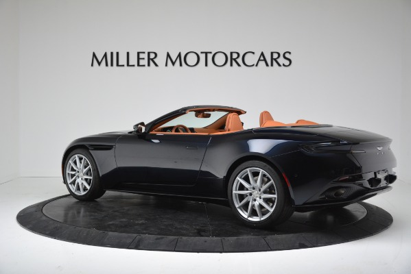 New 2019 Aston Martin DB11 V8 for sale Sold at Alfa Romeo of Westport in Westport CT 06880 4