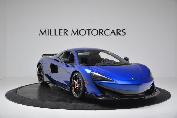 New 2020 McLaren 600LT SPIDER Convertible for sale $304,970 at Alfa Romeo of Westport in Westport CT 06880 17