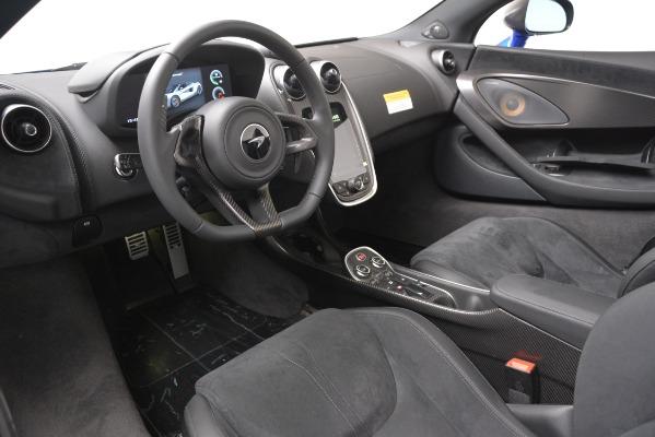 New 2020 McLaren 600LT SPIDER Convertible for sale $304,970 at Alfa Romeo of Westport in Westport CT 06880 19