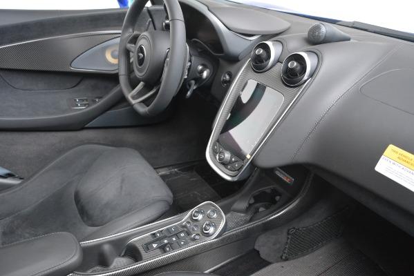 New 2020 McLaren 600LT SPIDER Convertible for sale Sold at Alfa Romeo of Westport in Westport CT 06880 25