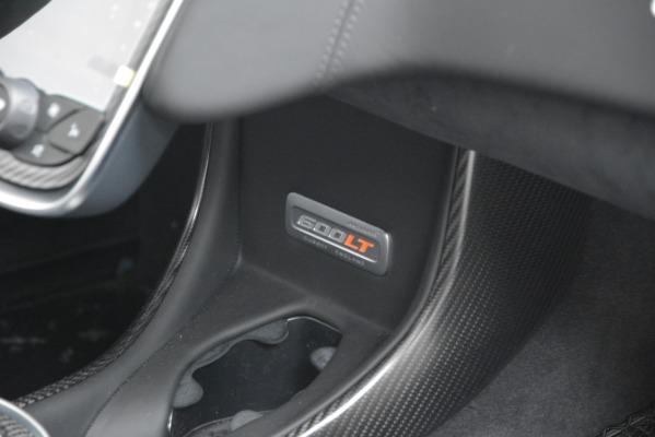 New 2020 McLaren 600LT SPIDER Convertible for sale $304,970 at Alfa Romeo of Westport in Westport CT 06880 27