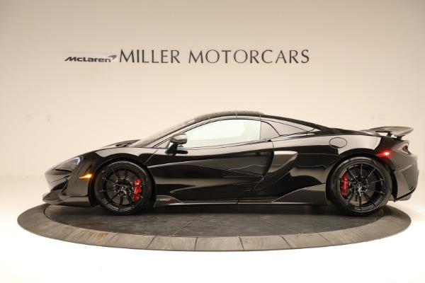 Used 2020 McLaren 600LT Spider for sale $249,900 at Alfa Romeo of Westport in Westport CT 06880 10