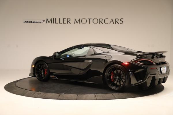 Used 2020 McLaren 600LT Spider for sale $249,900 at Alfa Romeo of Westport in Westport CT 06880 11