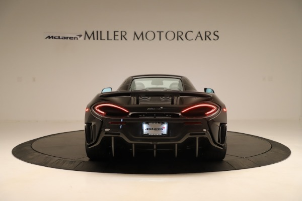 Used 2020 McLaren 600LT Spider for sale $249,900 at Alfa Romeo of Westport in Westport CT 06880 12